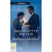 Footsteps in the Dark (MP3 CD) by Georgette Heyer