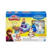 Hasbro Play Doh Frozen Kraina Lodu Anna B1860