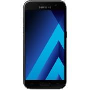 Smartphone SAMSUNG Galaxy A3 2017, Octa Core, 16GB, 2GB RAM, Single SIM, 4G, Black