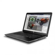 HP ZBook 17 G3 FHD, i7-6820HQ, 64GB, 1T+512STD, NV, VGA, HDMI, TB, RJ45, WFI, BT, 4G, MCR, FPR, 3RServis, 7+W10P