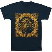Black Label Society Men's Odin Demo Squad Tee T-shirt X-Large Black