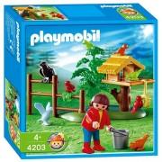 Playmobil Bird Feeder