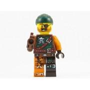 LEGO Ninjago Skybound Bucko Ninja Enemy Minifigure Sky Pirate NEW 2016 by Latonya C. Hall Super Sale Shop