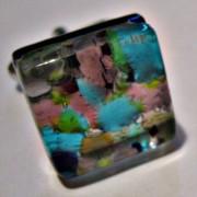 Elite Jewelry Murano Pendants or Cuff Links 035