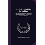 An Order of Service for Children by Bertrand Pleydell Bouverie