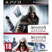 Assassins Creed Revelations And Brotherhood Double Pack Ps3