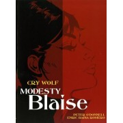 Modesty Blaise - Cry Wolf by Peter O'Donnell