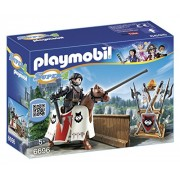 Playmobil 6696 - Super 4: Rypan Guardiano del Barone Nero