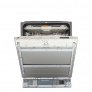 Miele G6860SCVi Clean Steel Built In Fully Integrated Dishwasher - Stainless Steel