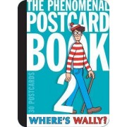 Where's Wally? The Phenomenal Postcard Book Two by Martin Handford