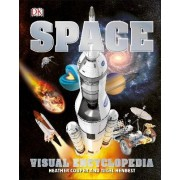 Space Visual Encyclopedia by Heather Couper