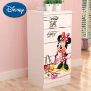 Comoda cu 5 sertare Shopping Minnie