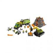 Lego City - Baza badawczy wulkanów 60124