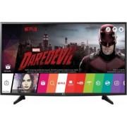 Televizor LED 123cm LG 49LH590V Full HD Black