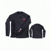 Jobe Impress Rash Guard Ladies Langarm, schwarz, Gr.M