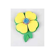 Petal Pads Sticky Notes Yellow