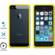 Bumper Nudo All-out iPhone 5 5S Yellow