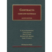 Cases and Materials on Contracts by E. Allan Farnsworth