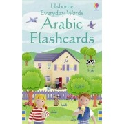 Everyday Word Flashcards In Arabic by Kirsteen Rogers