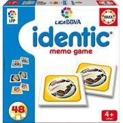 Juegos educativos Educa - Identic Escudos Liga de Fútbol Profesional 2014-15, 48 cartas (16385)