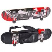 HUDORA Skateboard ABEC 3 met rugzak 12171