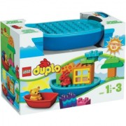 Lego Duplo brodić / build and boat fun 10567