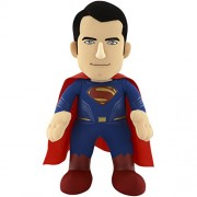 "Bleacher Creatures BC10RDCCSM/SVB - Pupazzetto di Superman, 25,4 cm (10""), motivo: ""Batman vs Superman"""