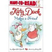 Katy Duck Makes a Friend by Alyssa Satin Capucilli
