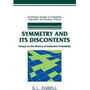 Symmetry and Its Discontents by S. L. Zabell