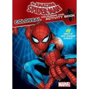 The Amazing Spider-man Colossal Colouring and Activity Book