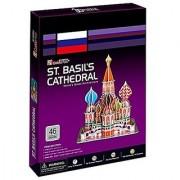 CubicFun C707H St. Basils Cathedral Puzzle