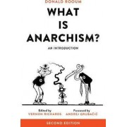 What Is Anarchism? by Vernon Richards