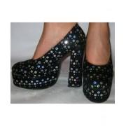 Pantofi Anette 38 - negri