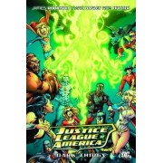 Justice League of America Dark Things by James Robinson