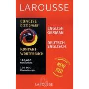 Larousse Concise German/English English German Dictionary by Larousse