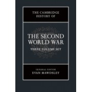 The Cambridge History of the Second World War Set
