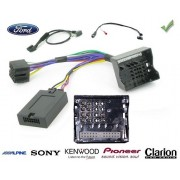 COMMANDE VOLANT FORD KA 1 2 Start/Stop 2011- - Pour SONY complet avec interface specifique