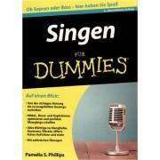 Wiley-Vch Singen for Dummies