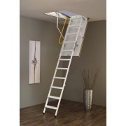 Metalne tavanske stepenice Ekonomik Lux B