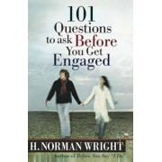 101 Questions to Ask Before You Get Engaged, Paperback