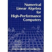 Numerical Linear Algebra for High-Performance Computers by Jack J. Dongarra