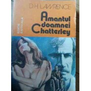 Amantul Doamnei Chatterley - D.h. Awrence