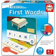 Educa 16417 - Gioco Educativo I Learn. First Words