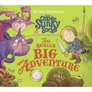 Sir Charlie Stinky Socks: The Really Big Adventure by Kristina Stephenson