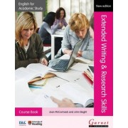 English for Academic Study: Extended Writing & Research Skills Course Book - Edition 2 by Joan McCormack