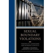 Sexual Boundary Violations by Andrea Celenza