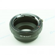 Adapter PK-N1: Pentax Lens - Nikon 1 mount Camera