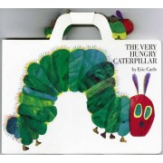 The Very Hungry Caterpillar Giant Board Book and Plush Package [With Plush]