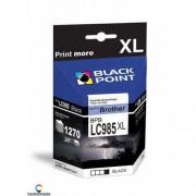 BlackPoint [BPBLC985XLBK] Ink/Tusz Black Point (Brother LC985BK) black