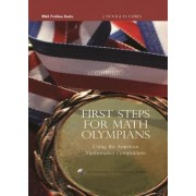 First Steps for Math Olympians by J. Douglas Faires